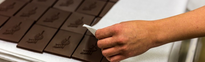 On fait du chocolat en Lituanie ??