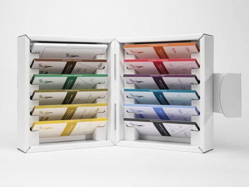 Bibliothèque Chocolate Naive