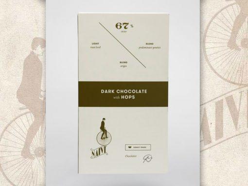 Dark Chocolate with hops, Naive Chocolate