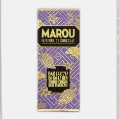 Chocolat Noir Marou - Mini Dak Lak 70% de Cacao