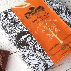 Chocolat Lait Rózsavölgyi - Mandarine Vanille