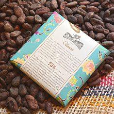 Chocolat Noir Rózsavölgyi - Chuao 73% de Cacao