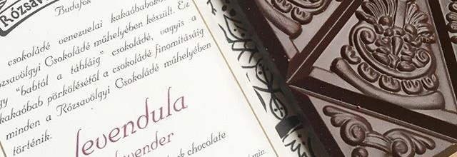 Coup de coeur chocolaté pour Rózsavölgyi Csokoládé