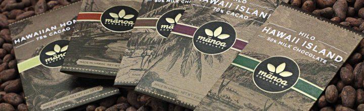 Manoa, le Chocolat venu de Hawaï