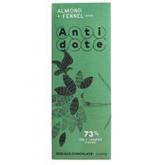 Chocolat Noir Antidote Artemis - Amande Fenouil