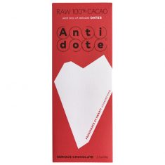 Chocolat Noir Antidote Xochipilli - Dattes 100%