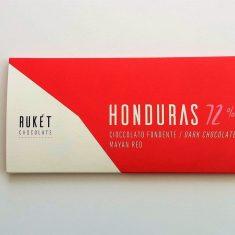 Chocolat Noir Rukét - HONDURAS 72%