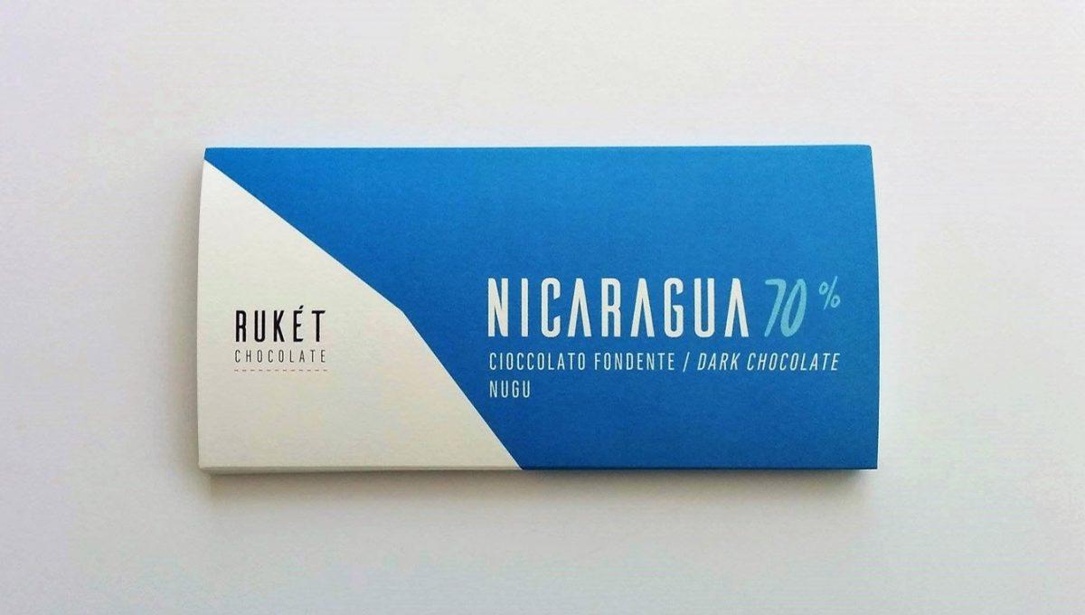Chocolat Noir Rukét - NICARAGUA 70%