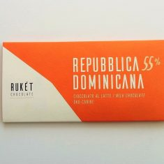 Chocolat Lait Rukét - RÉPUBLIQUE DOMINICAINE 55%