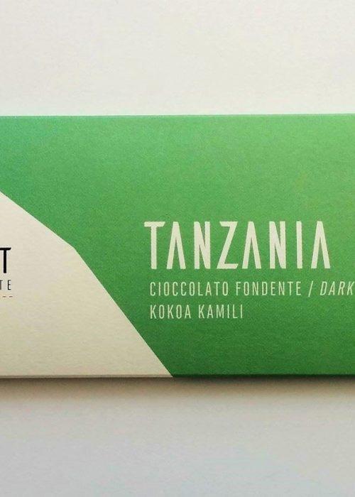Chocolat Noir Rukét - TANZANIE 72%