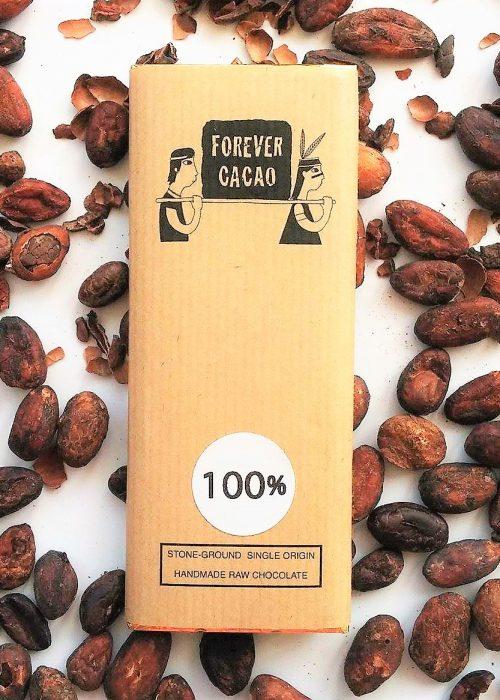 Chocolat Noir FOREVER CACAO - 100% de cacao