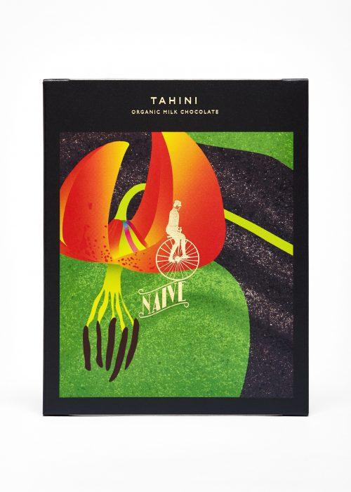 Chocolat au Lait Naive - Tahini 42%