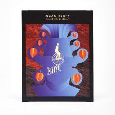 Chocolat noir Naive - Incan Berry 65%