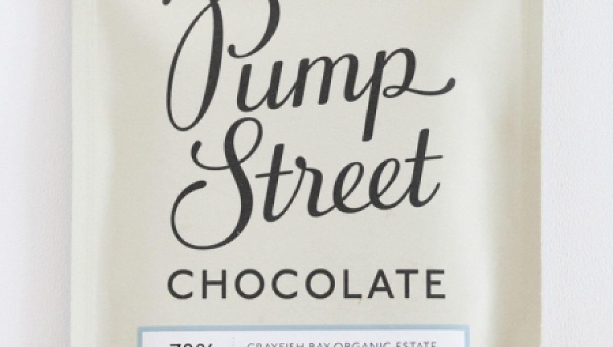 Chocolat Noir Pump Street - Grenada 70%