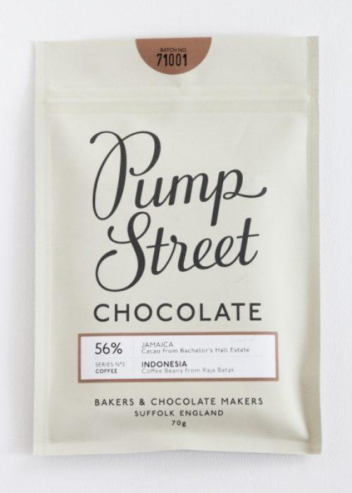 Chocolat Pump Street – Jamaïque Café