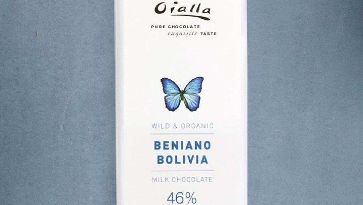 Chocolat au Lait Oialla - Beniano 46% de Cacao