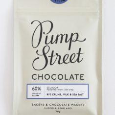 Chocolat Pump street - Pain, Lait & Sel