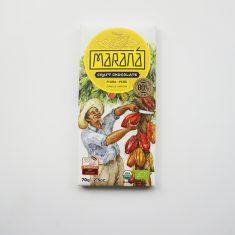 Chocolat Noir Marana - Piura 80% de cacao