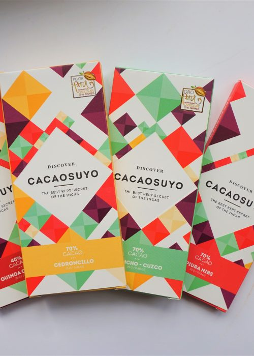 Assortiment Chocolat Noir - Mini tablettes Cacaosuyo