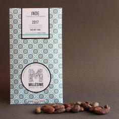 Chocolat Noir Millésime - Inde 74%