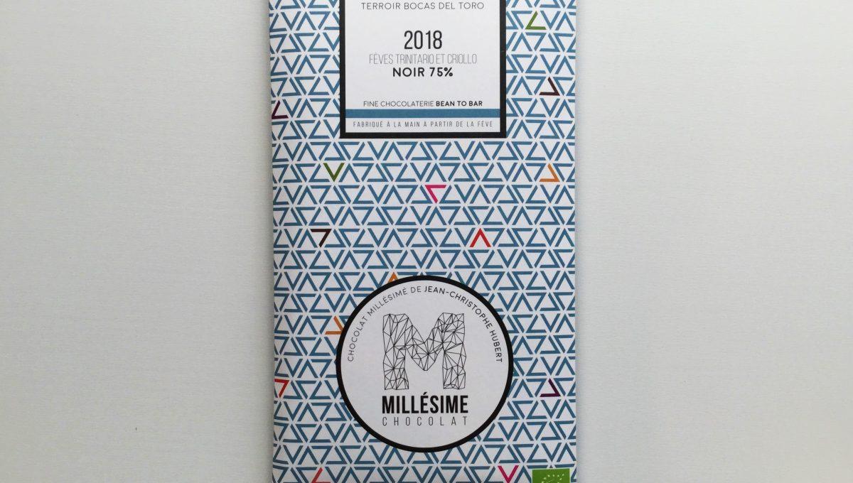 Chocolat Noir Millésime - Panama 75%
