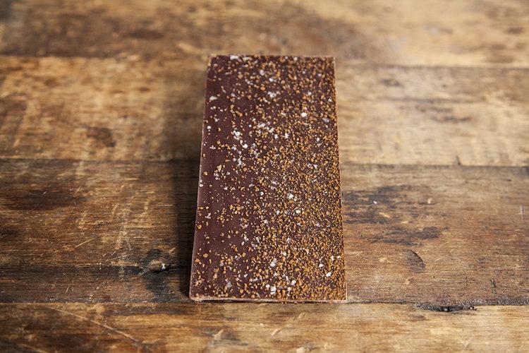 Chocolat Noir Cacao Prieto – Café et Sel de mer