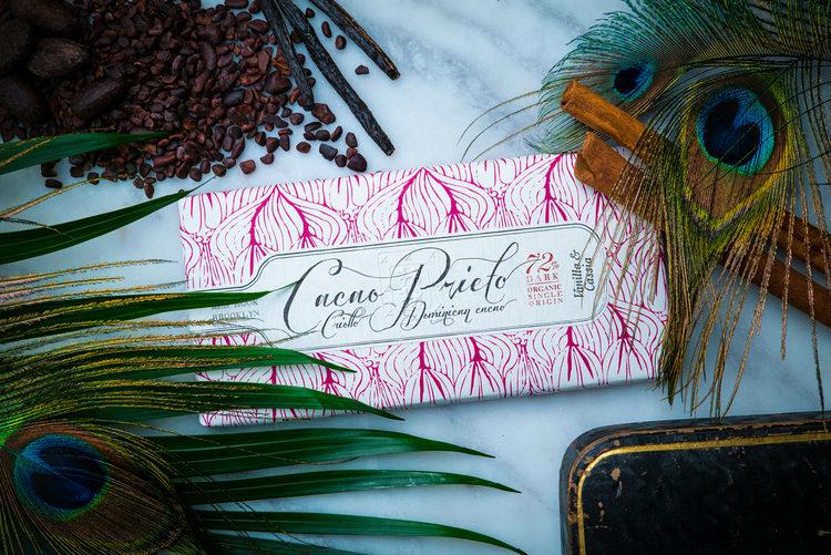 Chocolat Noir Cacao Prieto – Vanille et Cannelle