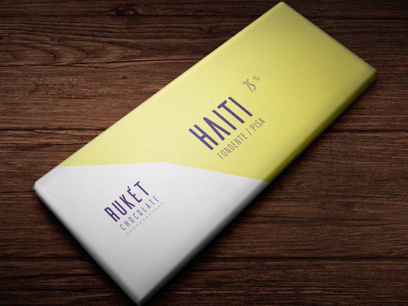 Chocolat Noir Rukét – HAITI 75%