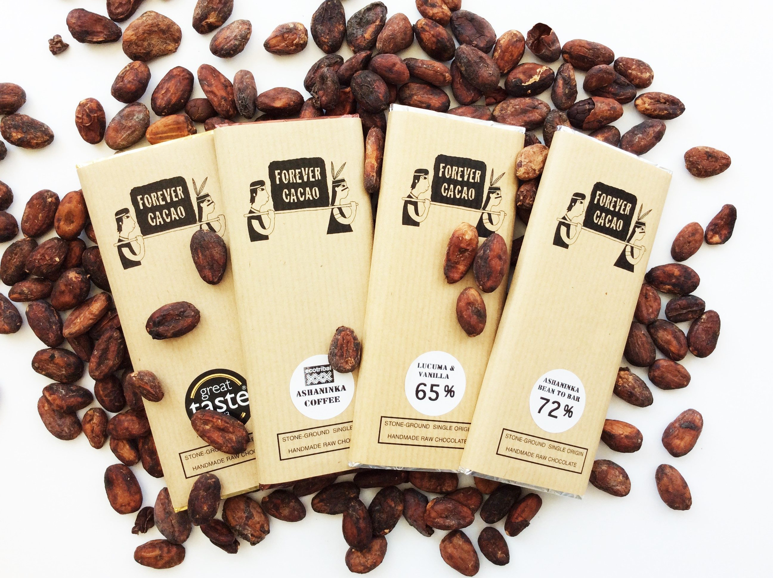 Chocolat FOREVER CACAO – Lucuma et Vanille