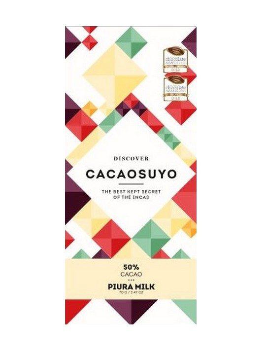 Chocolat au Lait Cacaosuyo – Piura Milk