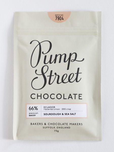 Chocolat Noir Pump Street – Pain Campagne et Sel