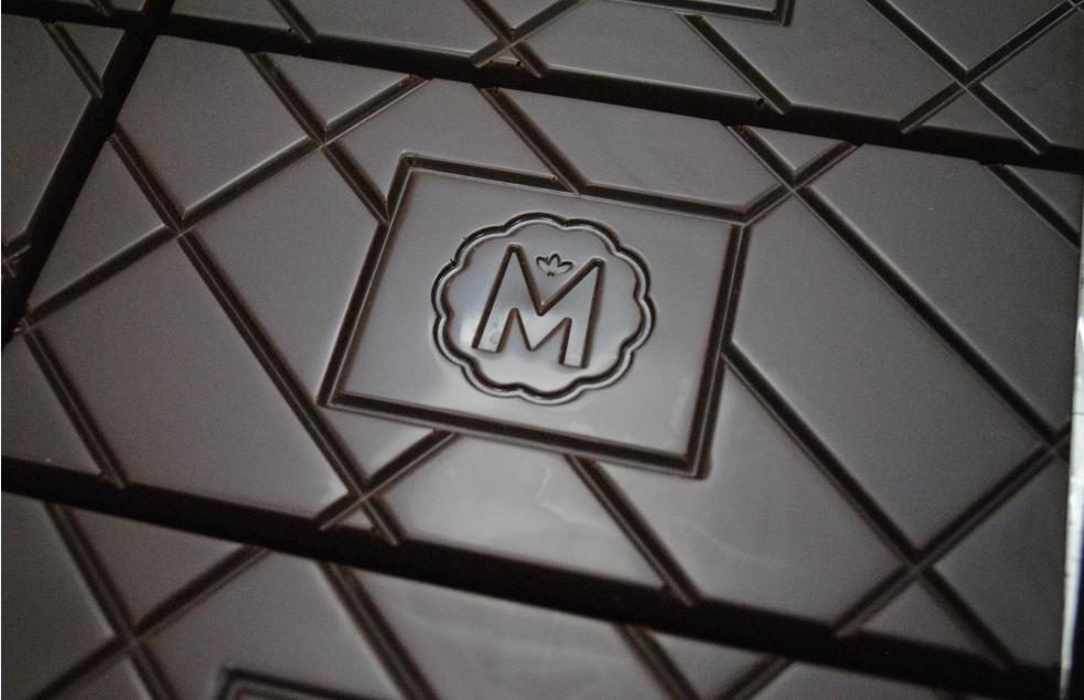 Chocolat noir Marou – Grués caramélisés