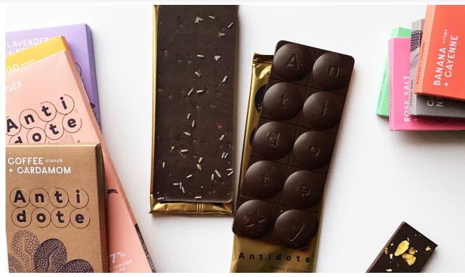 Chocolat Noir Antidote Gaïa – Eclats de Fèves 84%