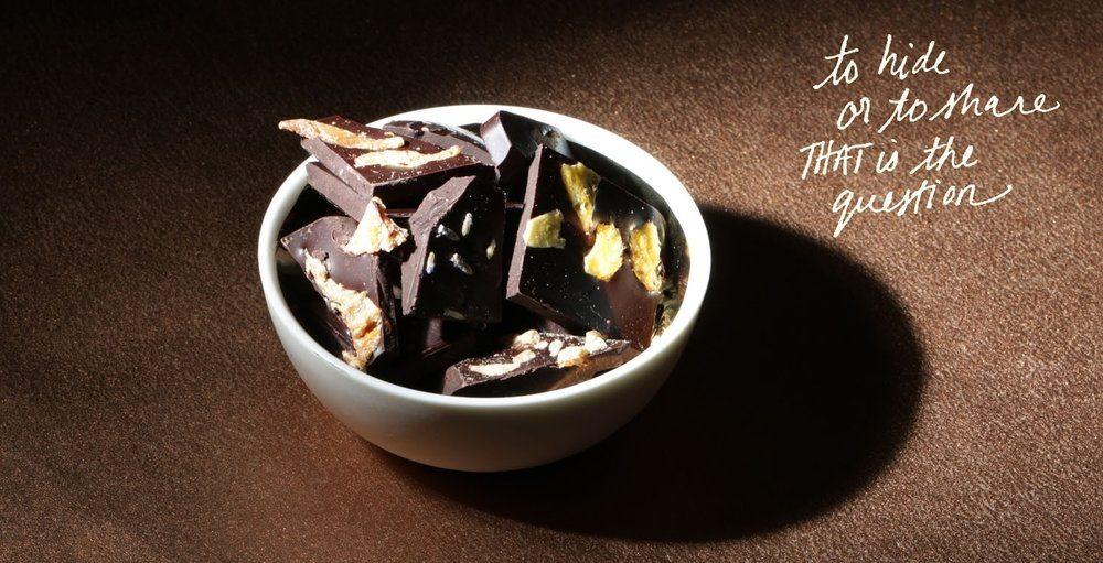 Chocolat Noir Antidote Artemis – Amande Fenouil